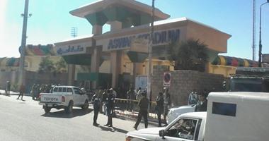 وزارة الرياضة ترفض طلب النصر للتعدين تخفيض إيجار استاد أسوان