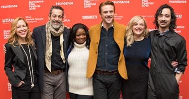 """بالصور.. نجوم """"The Free World""""  يتألقون بالعرض الخاص للفيلم بـ""""Sundance"""""""
