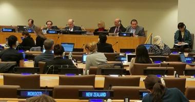 ماعت والتحالف الدولي يناقشان دور المؤسسات فى مناطق النزاع بالأمم المتحدة