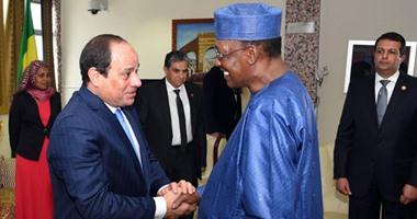 وزير خارجية تشاد: تنسيق كامل مع مصر فى القضايا الإقليمية والدولية