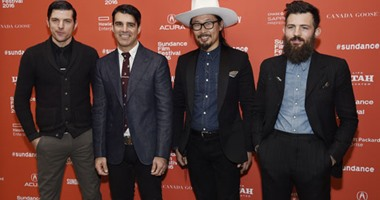 """بالصور.. صناع """"American Epic"""" فى العرض الخاص للمسلسل بمهرجان """"Sundance"""""""