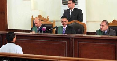 """تأجيل محاكمة بديع و46 آخرين بـ""""أحداث قسم شرطة العرب"""" لـ27 يوليو"""
