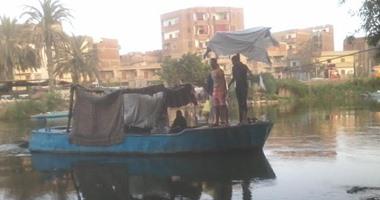 بالصور.. المعديات النيلية بالقليوبية رحلة بلا عودة إلى الآخرة