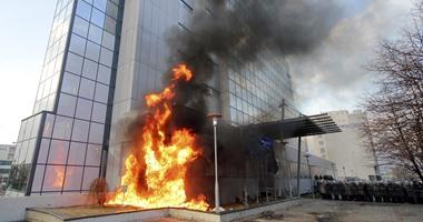 ارتفاع حصيلة ضحايا حريق مبنى سكنى جنوب تايوان لـ 46 قتيلا و41 مصابا