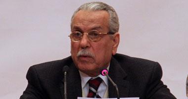 المستشار فاروق سلطان رئيس اللجنة العليا للانتخابات الرئاسية