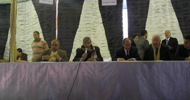 """مرشح """"الحرية والعدالة"""" شورى الشرقية"""