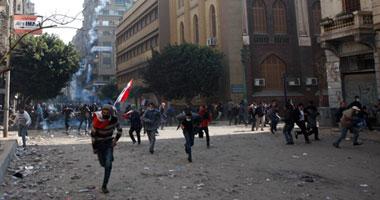 تجديد متهماً اشتباكات وزارة الداخلية