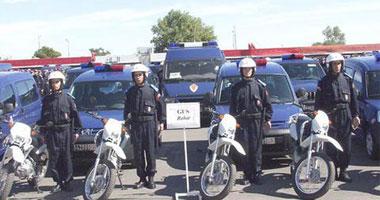 قوات الأمن المغربية - أرشيفية