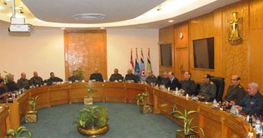 التشكيل النهائى تأسيسية الدستور اجتماع