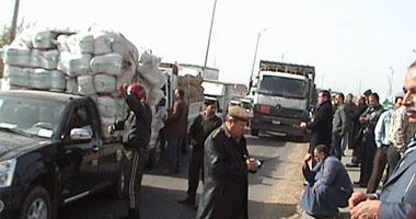 الأمن يجرى مفاوضات قبائل سيناء