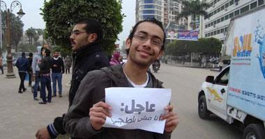 محمد الجندى يوجه وصية إلى صباحى فى آخر تدوينة له بالفيس بوك
