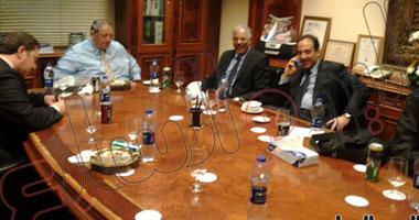 اتحاد الكرة يدرس المشاركة فى دورى أبطال العرب والبحث عن راعى