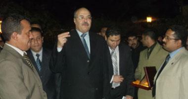 اللواء أبو القاسم أبو ضيف مساعد وزير الداخلية مدير أمن أسيوط