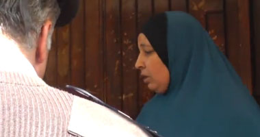 بالفيديو.. زوجة مواطن حاول الانتحار