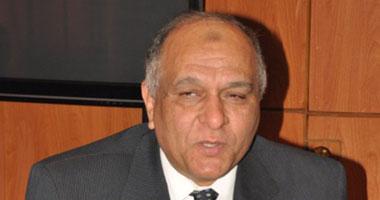 اللواء إبراهيم هديب مدير أمن بنى سويف