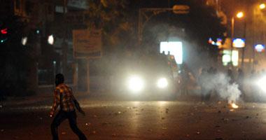 الإخوان يشعلون الإسكندرية ويشتبكون الأهالى
