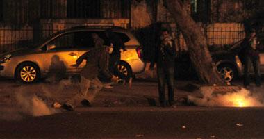 اشتباكات فى الإسكندرية