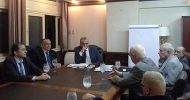 وزير البحث العلمى: نحرص على الخروج باستراتيجية لحل مشكلات مصر