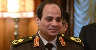المشير السيسى يعلن استقالته تمهيدا لترشحه لانتخابات الرئاسة