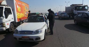 """""""مرور القاهرة"""" يضبط 10196 مخالفة مرورية متنوعة خلال 24 ساعة"""