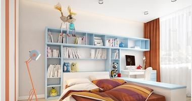 بالصور.. مكتبات أنيقة لغرفة أطفالك   اليوم السابع