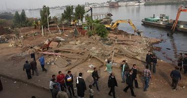 الرى: إزالة 39 مخالفة على نهر النيل فى 3 محافظات.. اعرف التفاصيل