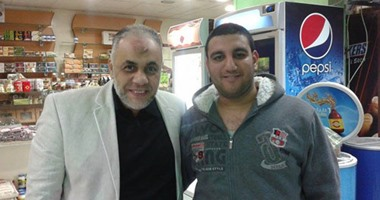 نشطاء يتداولون صورة لخالد عبد الله القيادى الإخوانى الهارب بالسعودية