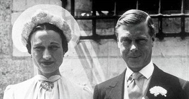 فعلها من أجل الحب.. حكاية تنازل الملك إدوارد الثامن عن عرش بريطانيا 1936