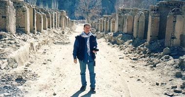 صحفى عراقى يفوز بجائزة صحفى العام فى حقوق الإنسان بالمملكة المتحدة