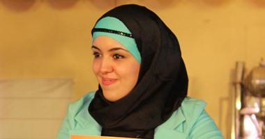 هبة سامى مؤسس صالون عاوز اتغير