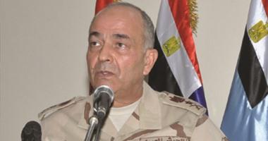 رئيس الأركان المصرى الفريق محمود حجازى