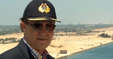 مميش يلتقى بوفد من وزارة الخارجية البريطانية والمراسلين الأجانب