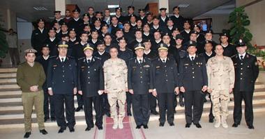 أكاديمية الشرطة تستضيف المتحدث العسكرى فى لقاء مفتوح مع الضباط