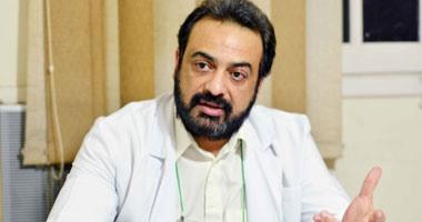 حسام عبد الغفار المتحدث باسم وزارة الصحة