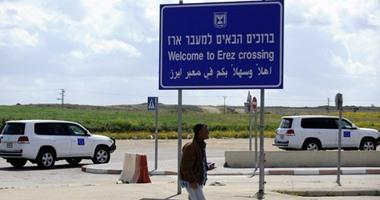 """قوات الاحتلال تعتقل تاجرا فلسطينيا على معبر """"إيرز"""""""