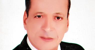 المهندس هشام على مدير السلامة والصحة المهنية بمديرية القوى العاملة والهجرة بمحافظة المنوفية