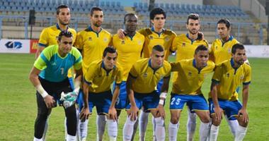 الإسماعيلى يضم 19 لاعبا لمواجهة دمنهور