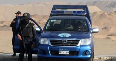 استشهاد 5 من قوات الأمن فى انفجار استهدف كمين شرطة بالعريش