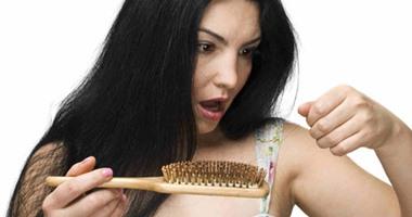 أسباب سقوط الشعر أبرزها الإجهاد البدنى والوراثة