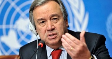 """دبلوماسيون: """"جوتيريس"""" فى الطليعة لتولى منصب الأمين العام للأمم المتحدة"""