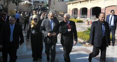 """""""جامعة المنيا"""" تستعد لتنظم الأسبوع البيئى الأول بكلياتها 12 مارس الجارى"""