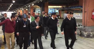القبض على 42 هاربا من تنفيذ أحكام خلال حملة أمنية بمطار القاهرة