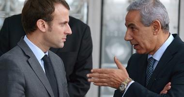 بالصور.. وزير التجارة يلتقى نظيره الفرنسى لمناقشة تعزيز العلاقات بين البلدين