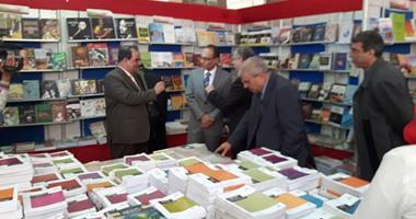 ننشر فعاليات دولة البحرين بمعرض القاهرة الدولى للكتاب