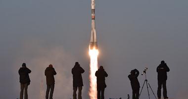 """المركبة """"سيوز"""" الروسية تنجح فى الالتحام بمحطة الفضاء الدولية فى المحاولة الثانية"""