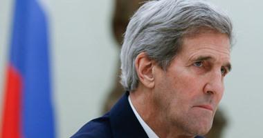 كيرى: أمريكا ستعمل مع الأمم المتحدة لمحاسبة كوريا الشمالية على الصاروخ