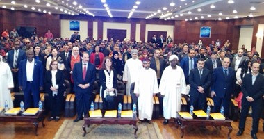 """وزراء الشئون الاجتماعية العرب يشهدون فعاليات """"أنا متطوع ..أنا موجود"""" بشرم"""
