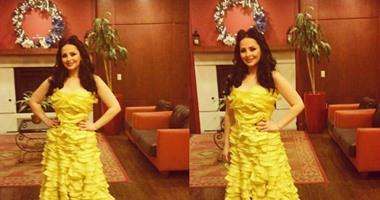 "ديانا كرازون تتحول لـ""رقائق بطاطس"" بسبب فستانها"