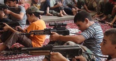 """هذا ما فعلته """"داعش"""" بالطفولة.. من إعدام ذوى الاحتياجات الخاصة لتدريب الأطفال على """"الذبح"""".. مشاهد شوه بها إرهاب داعش الطفولة.. أبرزها ذبح """"أيهم حسن"""" لسماعه الموسيقى وجهاد النكاح وخنق الأطفال المعاقين"""