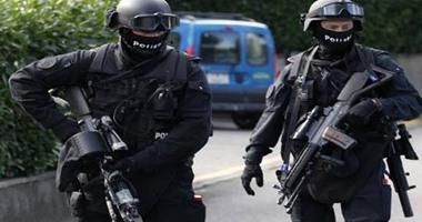 شرطة سويسرا